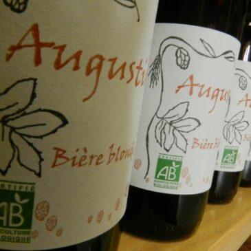 Augustine – bière blonde bio